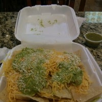 Photo taken at Roberto's Taco Shop by Hunter P. on 6/28/2012