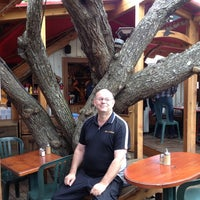 Photo taken at The Tree House Cafe by Terry W. on 6/26/2012