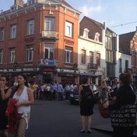 7/25/2012にCharlotte en VilleがPlace du Châtelain / Kasteleinspleinで撮った写真
