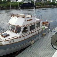 Photo taken at Biddeford Pool Yacht Club by Jasper W. on 6/6/2012