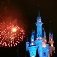 Photo taken at Cinderella Castle by Hisanori S. on 9/7/2012
