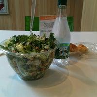 Photo taken at Just Salad by Robert B. on 6/11/2012