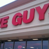 Photo taken at Five Guys by Patrick S. on 11/30/2011