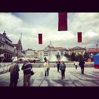 Photo taken at Braga Centro by Nikita M. on 5/21/2012