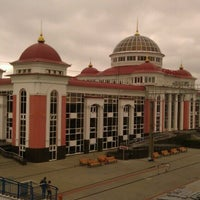 жд вокзал саранск фото
