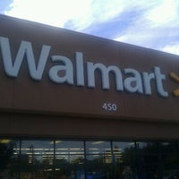 Photo taken at Walmart by I Am B. on 9/10/2011