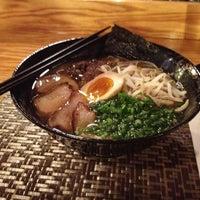 Photo taken at Sakuramen by Jethro P. on 5/30/2012