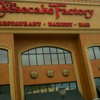 Photo taken at Cheesecake Factory by Thomas D. on 10/2/2011