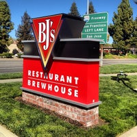 Photo taken at BJ's Restaurant and Brewhouse by Rus S. on 3/23/2012
