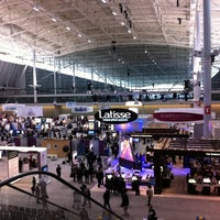 Photo taken at Boston Convention & Exhibition Center by Vinicius S. on 5/10/2011