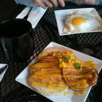 Photo taken at Black Salt Cafe by Samantha W. on 5/15/2011