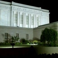 Photo taken at Mesa Arizona Temple by John H. on 6/19/2011