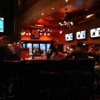 Photo taken at Atlantic Beer Garden by Jim Y. on 6/4/2012