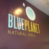 Photo taken at Blue Planet Natural Grill by Tara🎃 H. on 6/10/2012