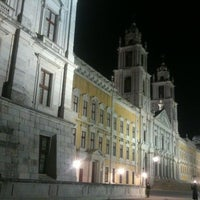 Photo taken at Mafra by Belmiro C. on 8/19/2012