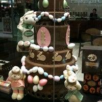 Photo taken at Passion du Chocolat by Barbara D. on 4/4/2012