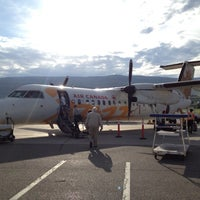 Photo taken at Kelowna International Airport (YLW) by Bob S. on 6/22/2012