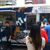 Photo taken at Palenque Colombian Food Truck by Kai B. on 6/7/2012