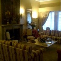 Photo taken at Palacio de San Carlos by Alejandro D. on 11/2/2011