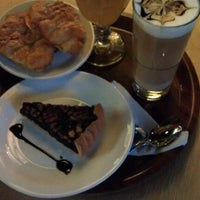 Photo taken at Index Cafe by Kārlis L. on 11/3/2011