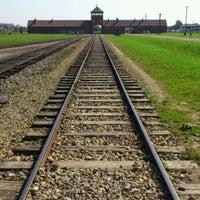 Photo taken at Auschwitz-Birkenau Museum by Yuichi F. on 8/27/2011