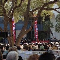 Photo taken at Santa Barbara City College by Rob D. on 5/19/2012