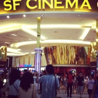 Photo taken at SF Cinema City by LALICHA T. on 6/17/2012