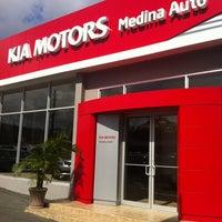Photo taken at Medina Auto by Mrcos on 7/17/2012