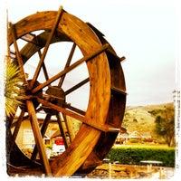 Photo taken at Casa de Fruta by Fabian G. on 3/15/2012