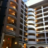 Photo taken at Embassy Suites by Hilton Dallas Park Central Area by Luis P. on 7/14/2012