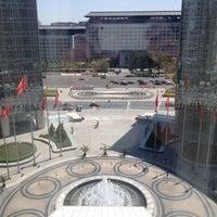 Photo taken at Grand Hyatt Beijing by Lucy K. on 7/2/2012