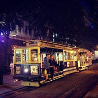 Photo taken at Powell Street Cable Car Turnaround by clcl8 on 6/20/2012