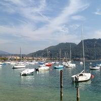 Photo taken at Porto di Garda by Pascale U. on 9/11/2012