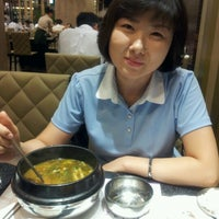 Photo taken at WOORI BANK by Seungil B. on 6/13/2012