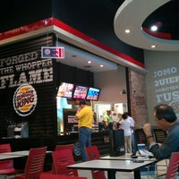 Photo taken at Burger King by Fernando C. on 3/9/2012