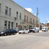 Photo taken at River Arts District by Ruby E. on 5/17/2012