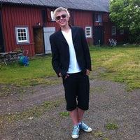 Photo taken at Pubben Borgholm by Paula H. on 6/23/2012