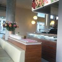 Photo taken at am café lounge by Ylton A. on 5/14/2012