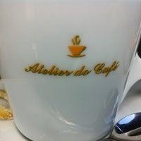 Foto tirada no(a) Atelier do Café por Alexandre N. em 3/4/2012