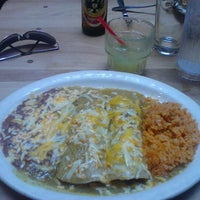 Photo taken at Old Town Mexican Cafe by Angel A. on 8/24/2012