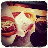 Photo taken at モスバーガー 甲府高畑店 by tsuyo🐝 on 8/11/2012