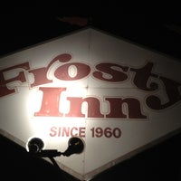 Photo taken at Frosty Inn by Rob T. on 3/25/2012