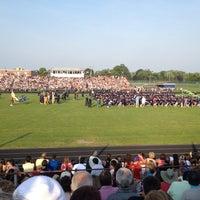 Photo taken at Marlboro High School by Boris P. on 6/20/2012