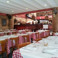 Photo taken at Lorenzo Pizzeria & Cantina by Tatiana D. on 4/28/2012