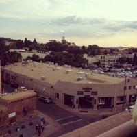 Photo taken at La Fonda Santa Fe by Christine N. on 7/15/2012