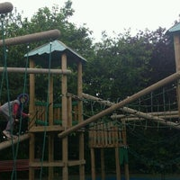 Photo taken at St Stephen's Green Playground by Robyn S. on 7/3/2012