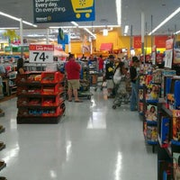 Photo taken at Walmart Supercenter by Melissa M. on 4/15/2012
