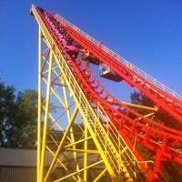 Photo taken at Worlds of Fun by Jim N. on 9/2/2012