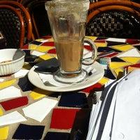 Photo taken at Le Gainzbar by MC on 8/28/2012