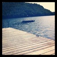 Photo taken at Bark Lake by David H. on 8/24/2012